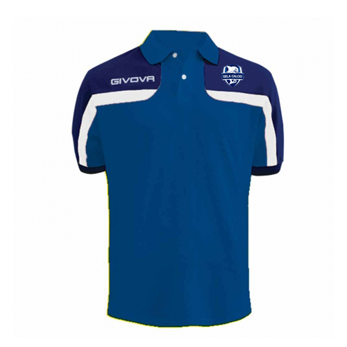 Logo-Polo Blue